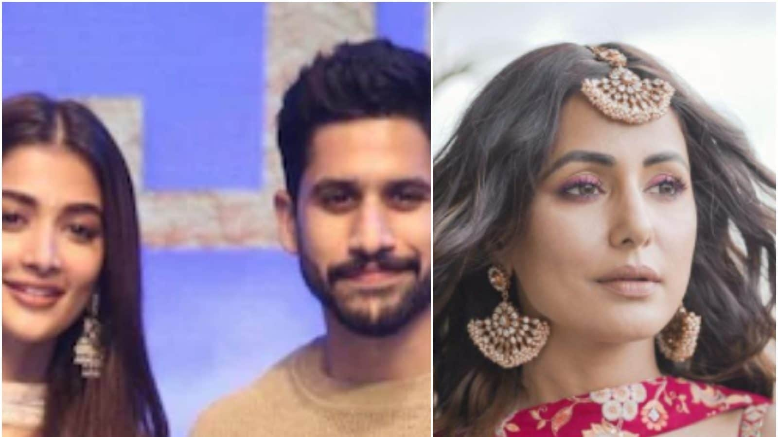 Naga Chaitanya Remains Mature in First Public Appearance After Divorce, Hina Khan Writes About 'Break up'