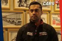 Gaurav Gill, FIA APRC Winning Rally Racer, Team MRF
