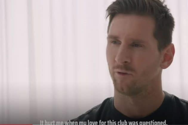 Messi: ঠিক কী কী কারণে বার্সেলোনা ছাড়লেন না মেসি ? জানালেন নিজেই