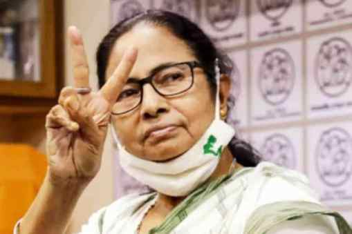 Mamata Banerjee: Mamata Banerjee in the palace, the discussion began to form a government quickly