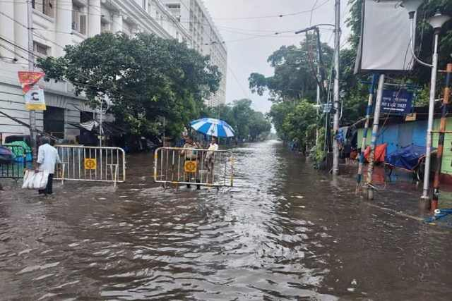 Bengal is living in heavy rains