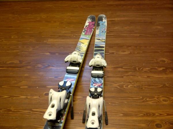 Moment Mowgli Mogul Ski With Salomon Sth 16 Binding - Sell And Trade