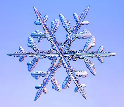 snowflakes as you ve