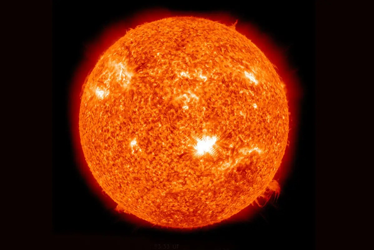 Sun S Rotation Is Slowed Down By Its Own Photons