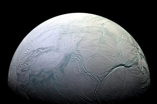 Crashing tidal waves may lurk beneath the surface of icy moons