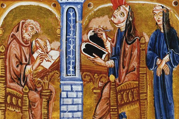 Medieval Dental Plaque Suggests Women Played Important Role Scribes Scientist