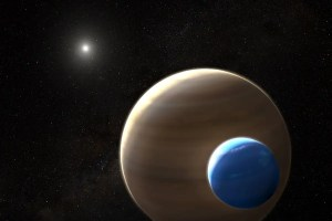 Signal of first known exomoon may actually be from Jupiter-like planet
