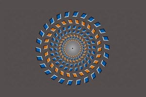 This optical illusion breaks your brain for 15 milliseconds