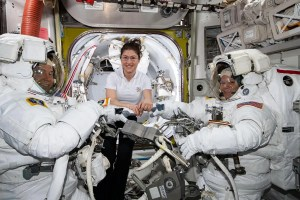 NASA cancels first all-women spacewalk due to spacesuit size issue
