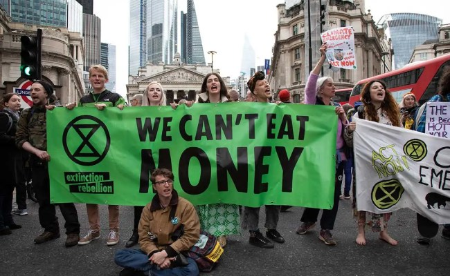 The Science Behind Extinction Rebellion S Three Climate