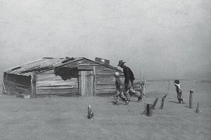 US Dust Bowl