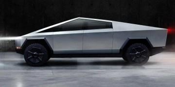 Elon Musk unveils Tesla's 'cybertruck'  an electric pickup truck