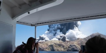At least five dead after White Island volcano eruption in New Zealand