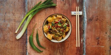 Here's how to make your own tofu for Chinese New Year