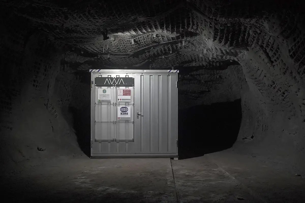 Worlds most essential open-source code to be stored in Arctic vault