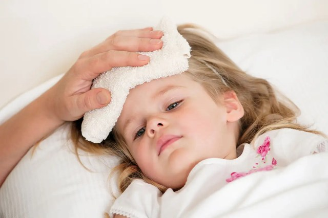 Fever can help the immune system, so what should we do if we have one?