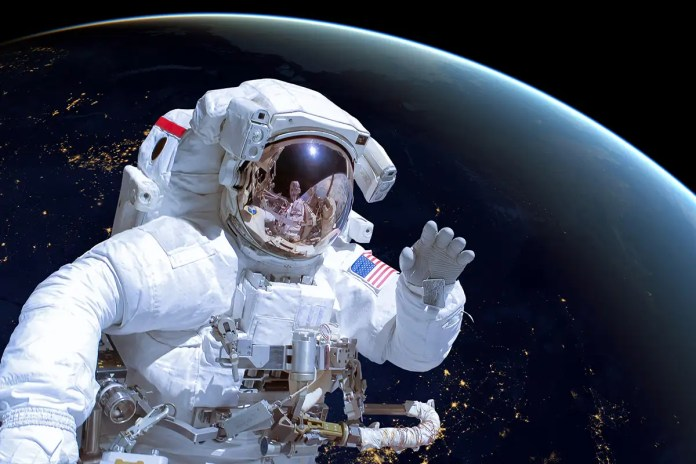 Long space flights can increase the volume of astronauts' brains