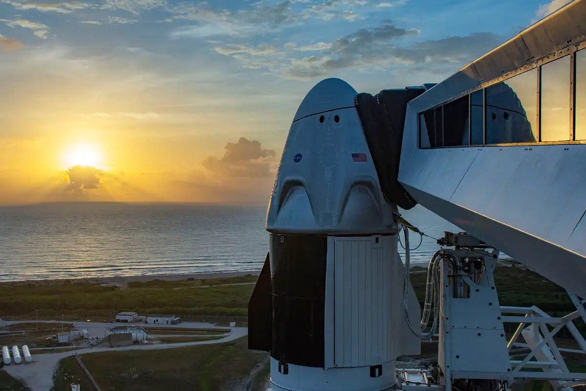 SpaceX to make history launching NASA astronauts on a private rocket