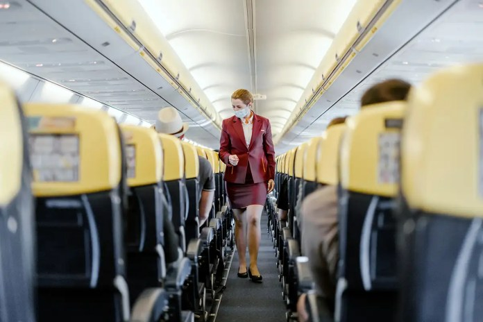 How Likely Are You To Be Infected By The Coronavirus On A Flight New Scientist