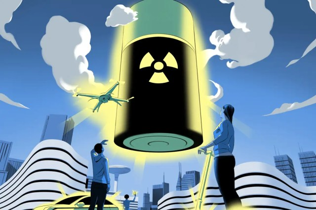 Safe, extra long-life nuclear batteries could soon be a reality