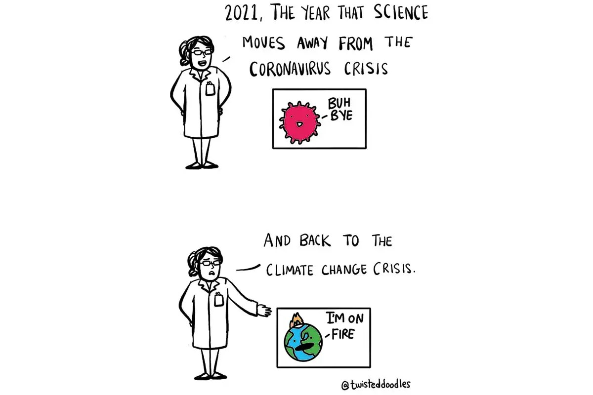 Twisteddoodles on moving away from the coronavirus crisis