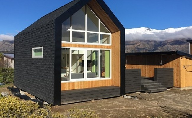 Newsie Tiny House Makes A Big Impression The Nation S