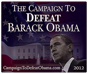 Debate Coverage is sponsored by The Campaign to Defeat Barack Obama. Learn more about their efforts to Defeat Barack Obama in 2012 and find out how you can get involved in the effort by visiting their website: http://www.CampaignToDefeatObama.com.