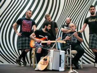 Φωτογραφία για Έτσι θα εμφανιστούν οι Koza Mostra με τον Αγάθωνα στη σκηνή της Eurovision!