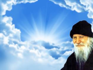 Αποτέλεσμα εικόνας για Άγιος Πορφύριος: «Μόνο έτσι γεμίζει η ψυχή»