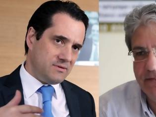 Φωτογραφία για Πρόεδρος γιατρών κατά Άδωνι: Διορίζεις κομματικούς διοικητές και εμείς δεν έχουμε ούτε ράμματα!