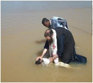 Κονγκό-Η ιερόδουλη που βαπτίστηκε Ορθόδοξη 2 ώρες πριν πεθάνει... |  NewsNowgr.com
