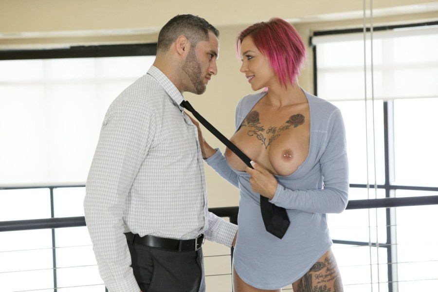 NFBusty.com - Anna Bell Peaks,Damon Dice: Before You Go - S3:E4