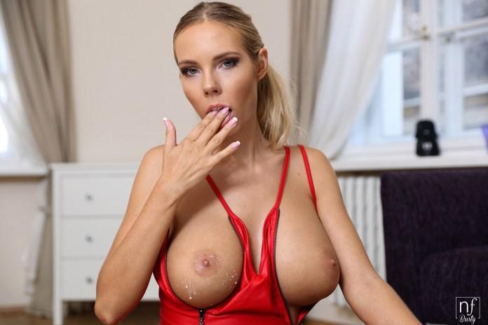 NFBusty.com - Florane Russell,Ricky Rascal: Erotic Affair - S7:E7