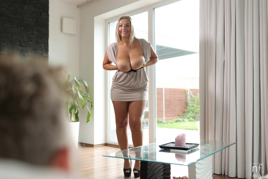 NFBusty.com - Crystal Swift,Michael Fly: Fuck My Huge Natural Tits - S3:E2