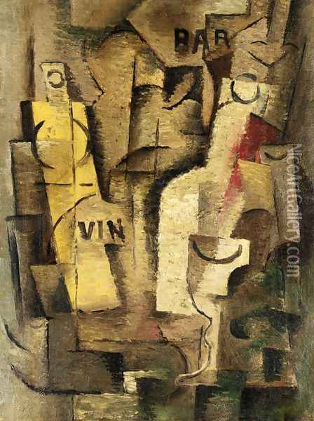nice art for living room traditional country design cubist composition oil painting reproduction by jean ...