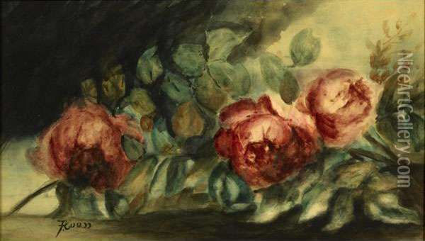 art paintings for living room area rug in victorian flower studies oil painting reproduction by ...
