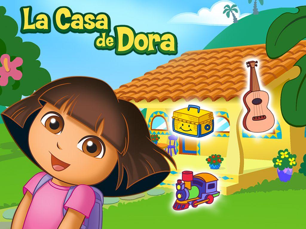 La Casa De Dora Exploration Game For Preeschoolers