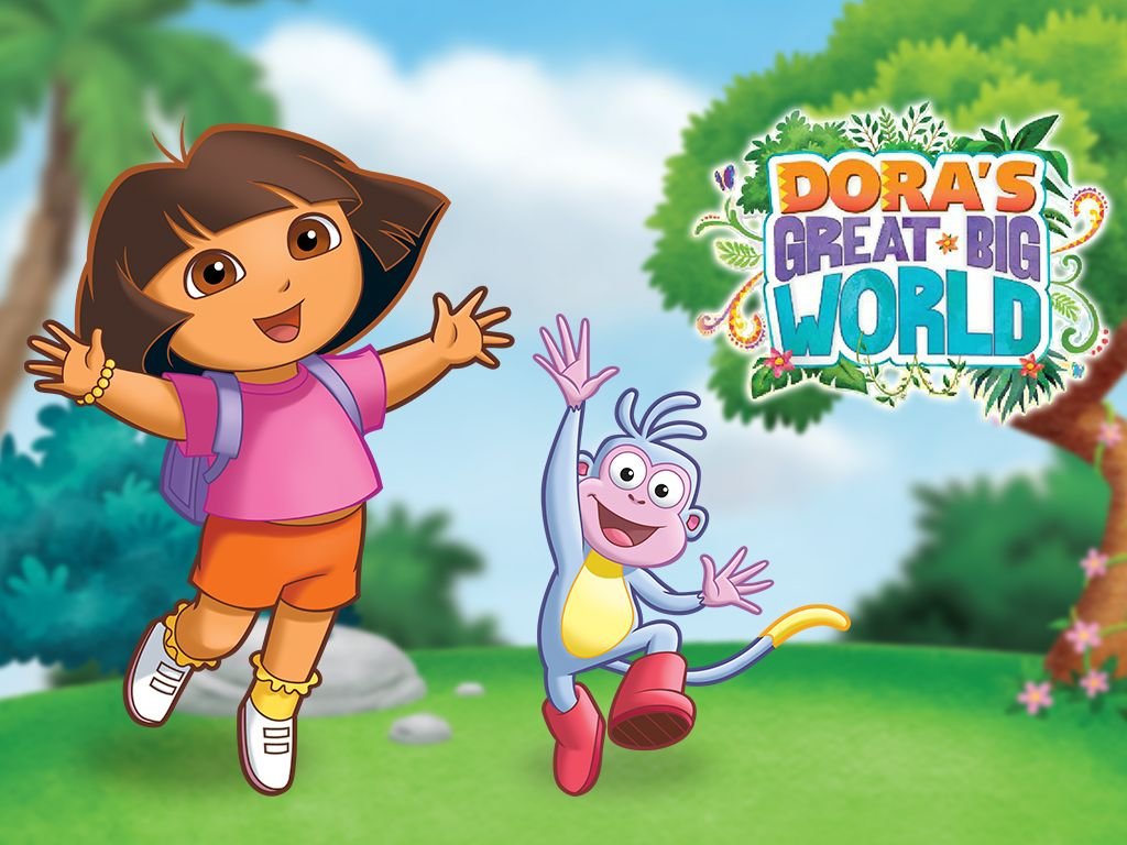Dora S Great Big World Exploration Game With Counting