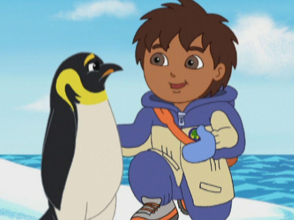 Go Diego Go S1 Ep107 Pepitos Penguin School Full Episode