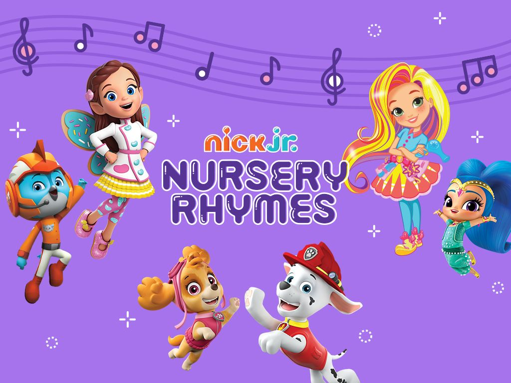 Nick Jr Nursery Rhymes Patty Cake Nick Jr Original Video