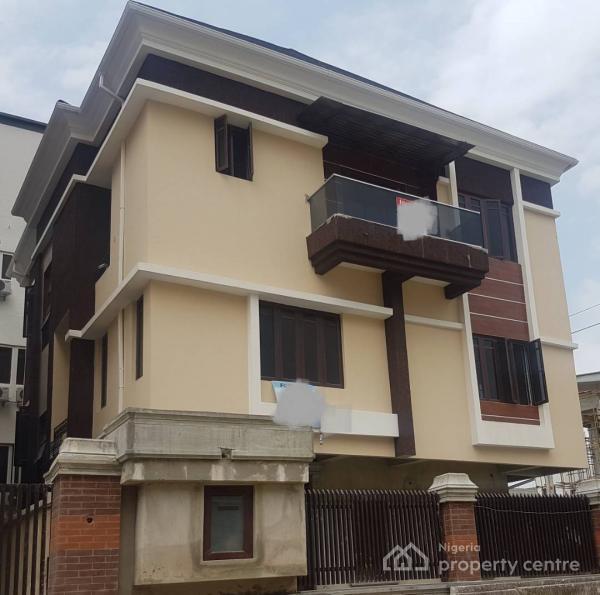For Sale Luxury Brand New 5 Detached Duplex With Bq