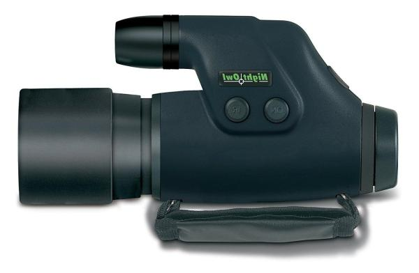 Night Owl Optics 5-power Noxm50 Vision Monocular