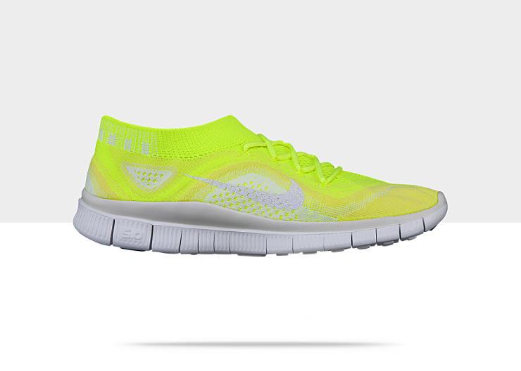 Nike Free Flyknit+ Women's Running Shoe