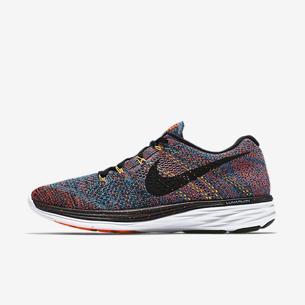 Nike Flyknit Lunar 3 男子跑步鞋-耐克(Nike)中國官網