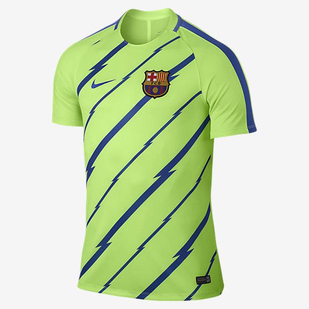 Nueva colección de ropa de entrenamiento Nike para el FC Barcelona 16 17 6a29dc86d58