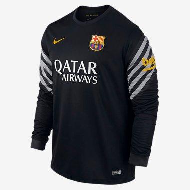 Camiseta portero FC Barcelona 23b819e83c4