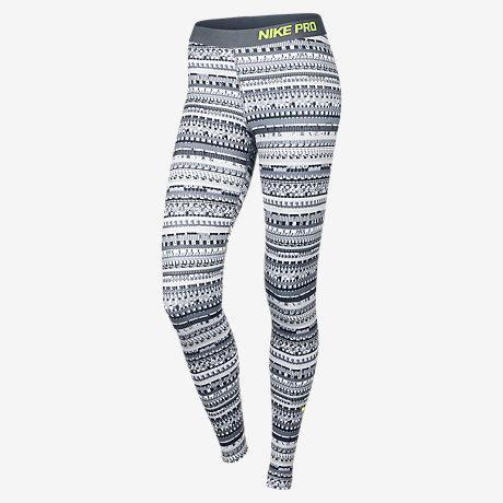 Tight Nike Pro Warm 8 Bit pour Femme