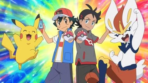 Pokemon Masters Tv Show