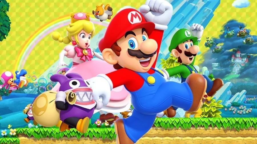 New Super Mario Bros U Deluxe IMG