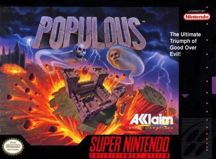 Snes Populous